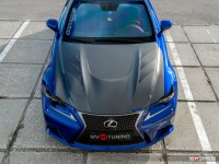 "Капот ""F-Sport"" Lexus IS 3 (2013-н.в.)"